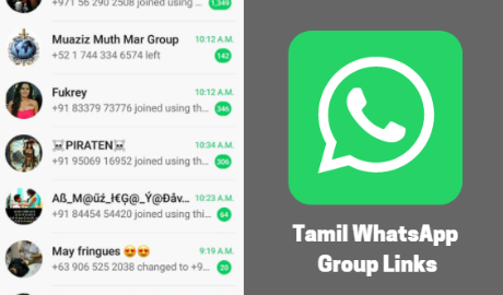 Join Tamil WhatsApp Group Links Invite List