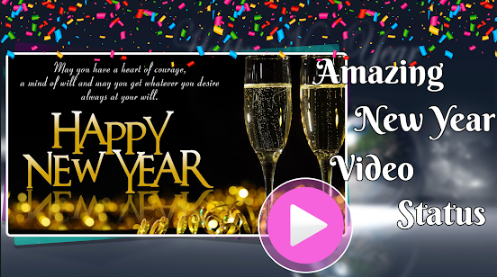 happy new year 2019 whatsapp status video download